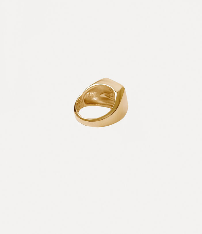 Carlo Ring Gold-Tone 3