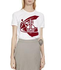 Classic Organic Arm & Cutlass T-Shirt White