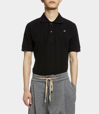 New Polo Short Sleeved Shirt Black