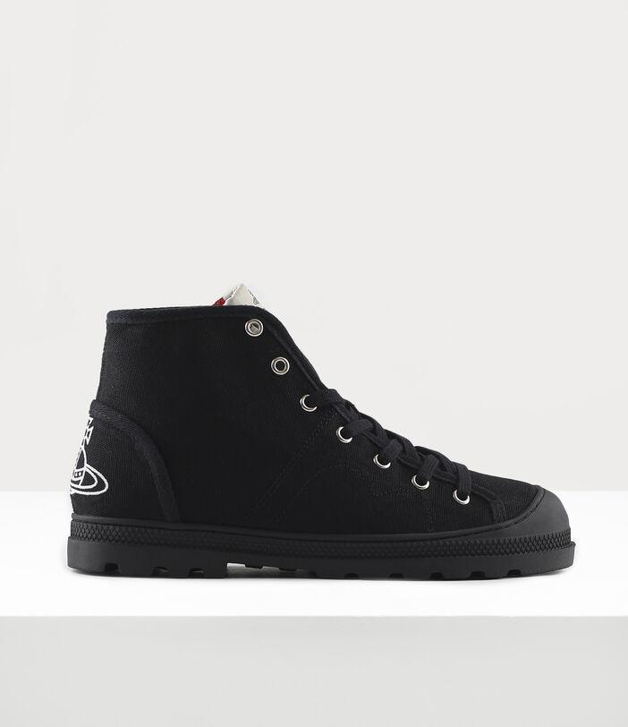 Men's Simian Boots Black 1