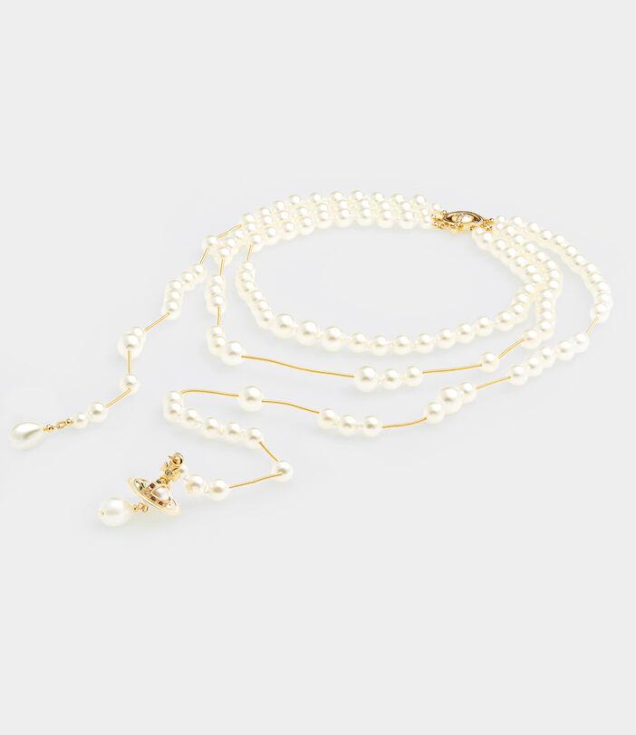 Broken Pearl Necklace 2