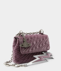 Velvet Coventry Medium Handbag Pink