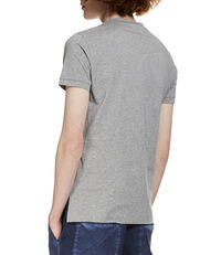 Rainforest Peru T-Shirt Grey Melange