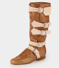 Pirate Boot Tan