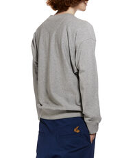 Square Sweatshirt Grey