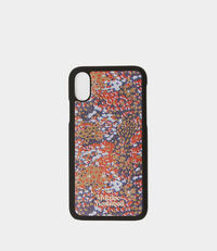 iPhone X Case Camouflage Pink