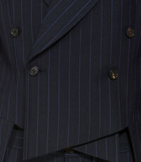 Frock Coat Blue