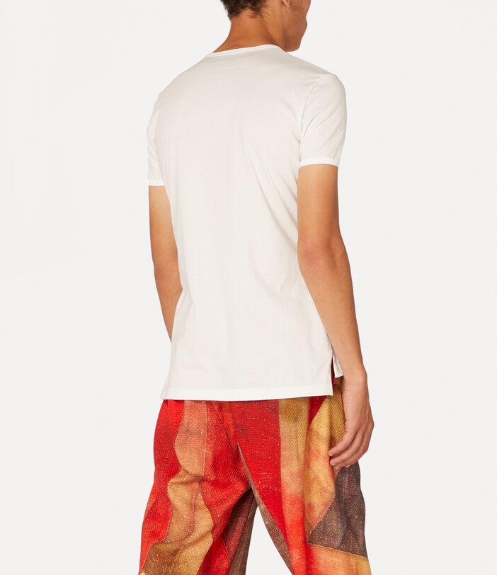 Storm T-Shirt White 8