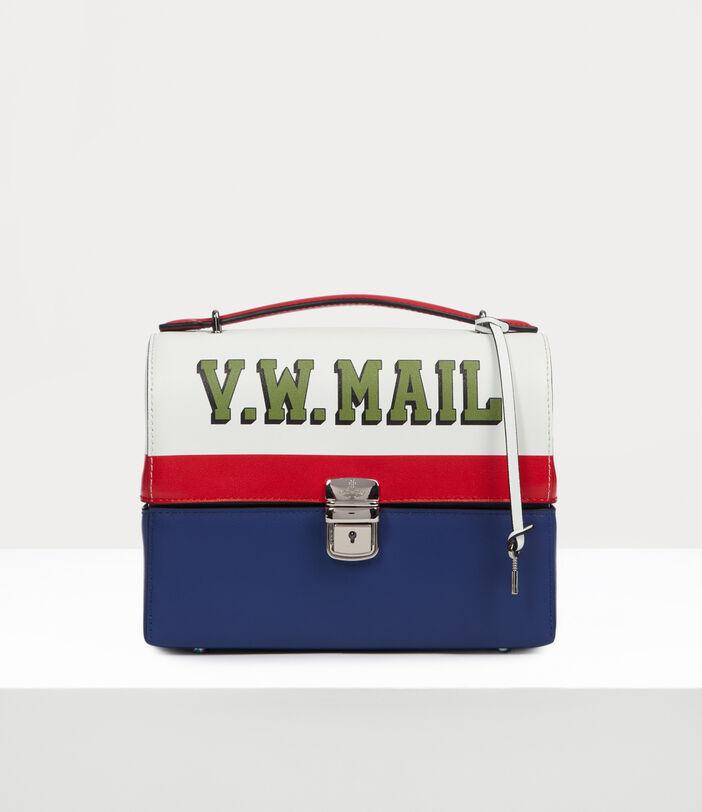 Post Mail Crossbody Multicolour 1