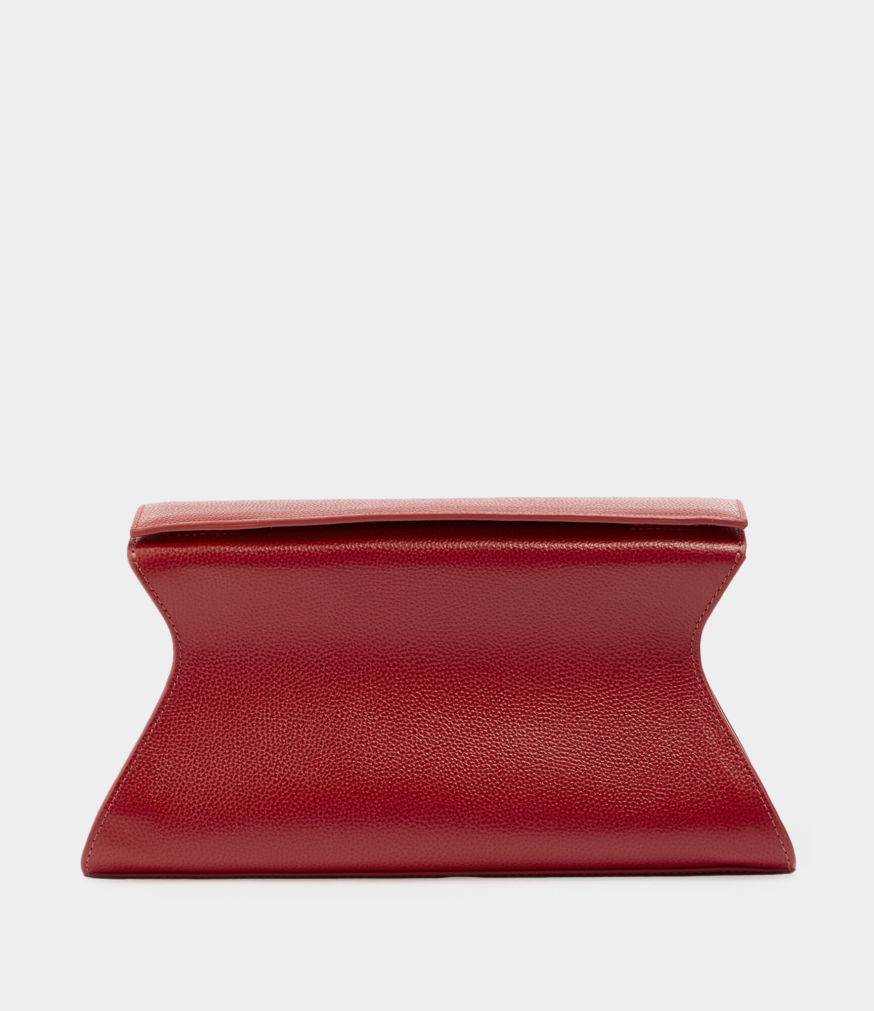 VIVIENNE WESTWOOD Kelly Clutch Bag Red