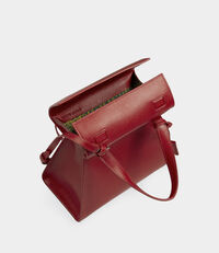 Kelly Medium Handbag Red