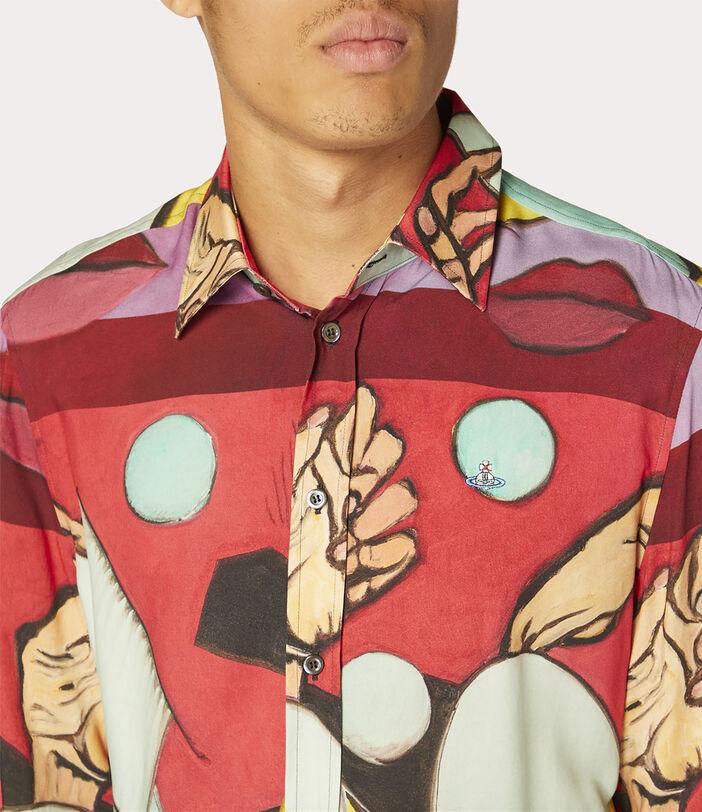 Slim Shirt One Fun September 5