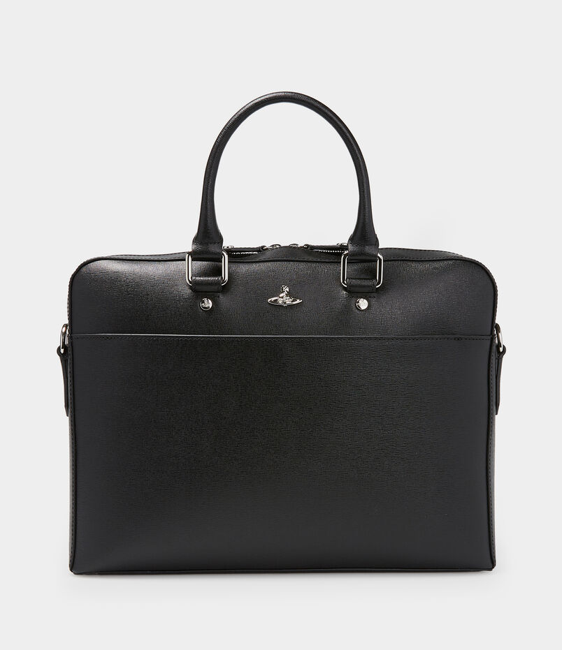 Kent Document Case Black