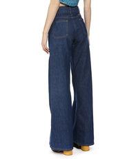 Apollo Flare Jeans Blue Denim