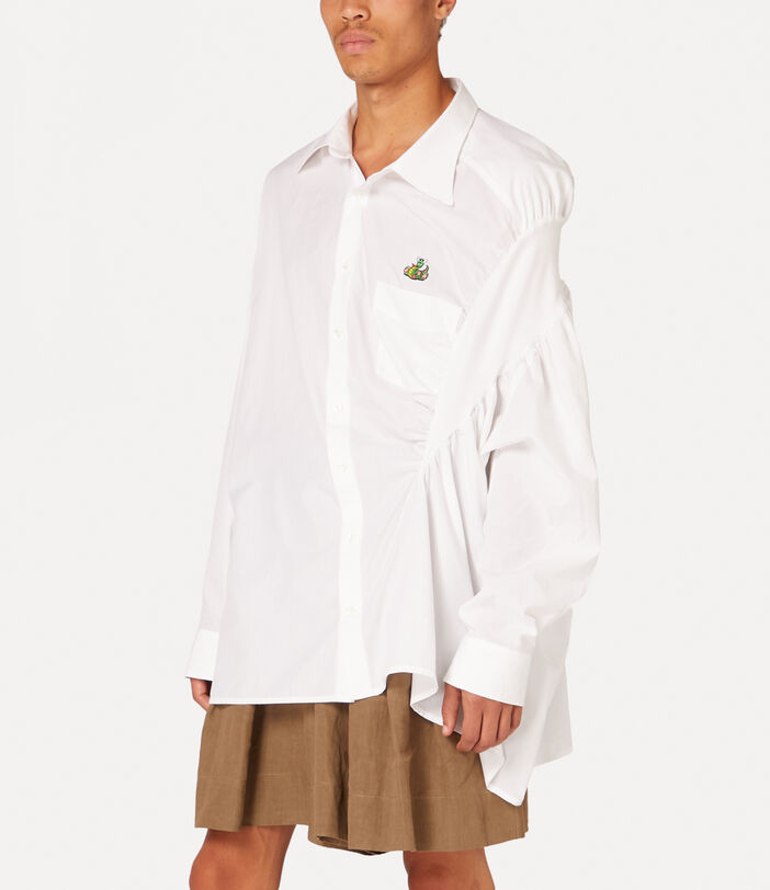 Business Shirt White 7