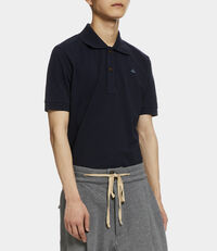 New Polo S/S Navy Blue