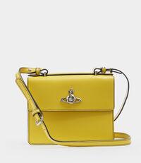 Matilda Medium Shoulder Bag Yellow
