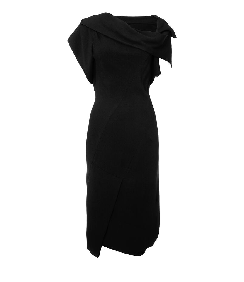 Amnesia Dress Black