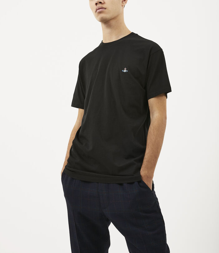 Boxy T-Shirt Black 3
