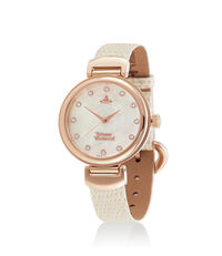 Hampton Watch Rose/White