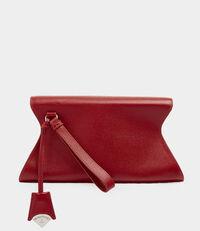 Kelly Clutch Bag Red