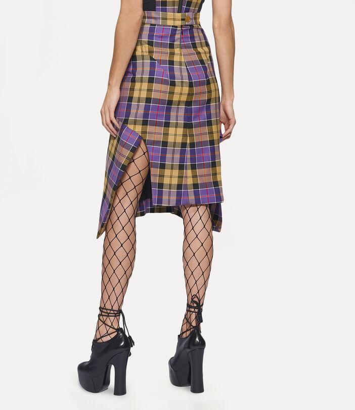 Tailored Phoenix Skirt Tartan 4