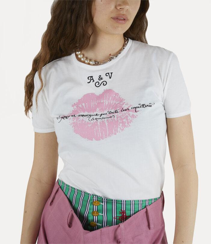 Boudoir T-Shirt White 4