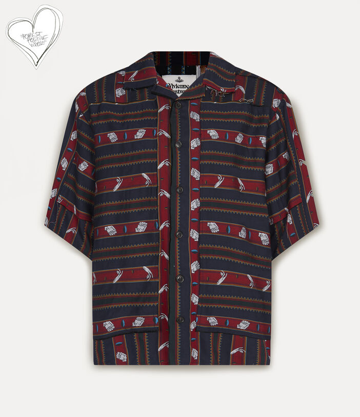 Aloha Shirt Chrissie Stripes 1