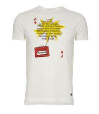 Propaganda Radio Peru T-Shirt Off White