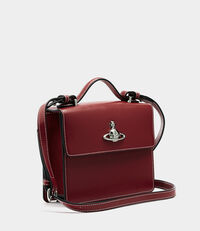 Matilda Medium Shoulder Bag Red