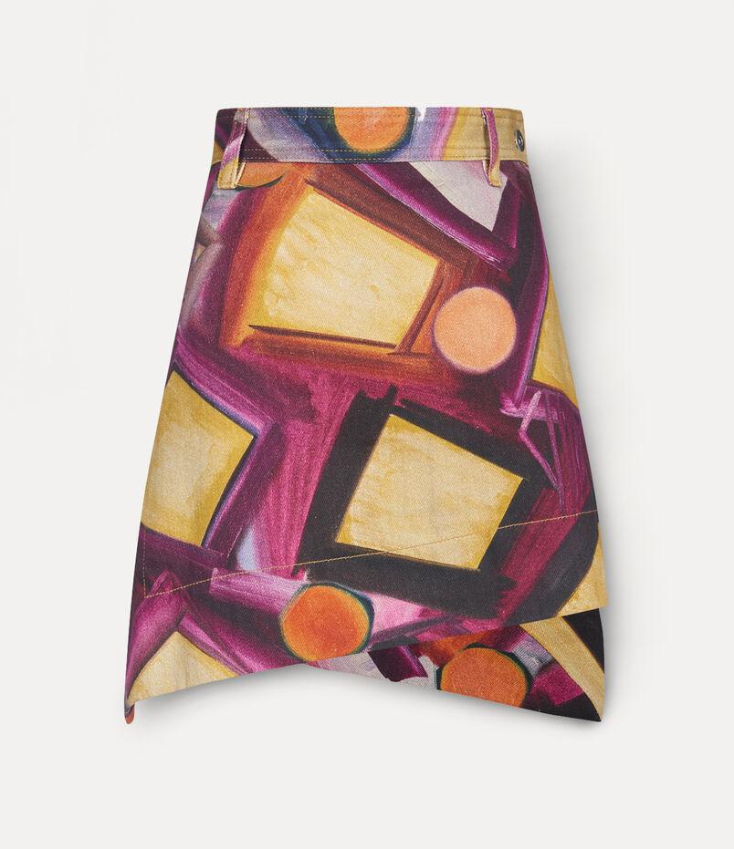 Infinity Skirt Thursday Morning October Sun