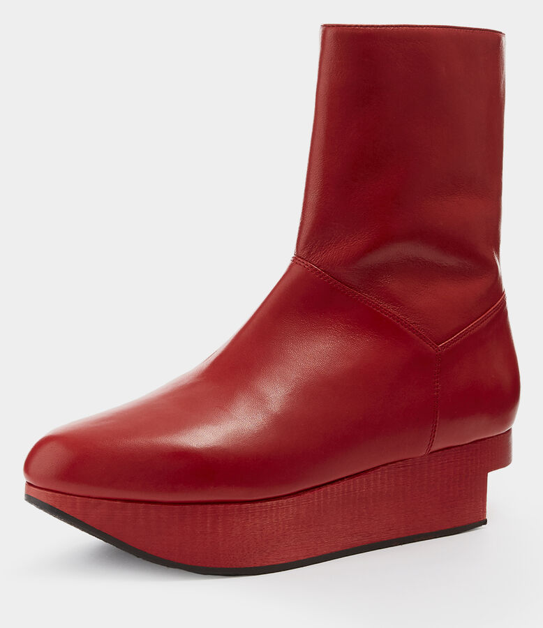 Astral Boots Red from Vivienne Westwood