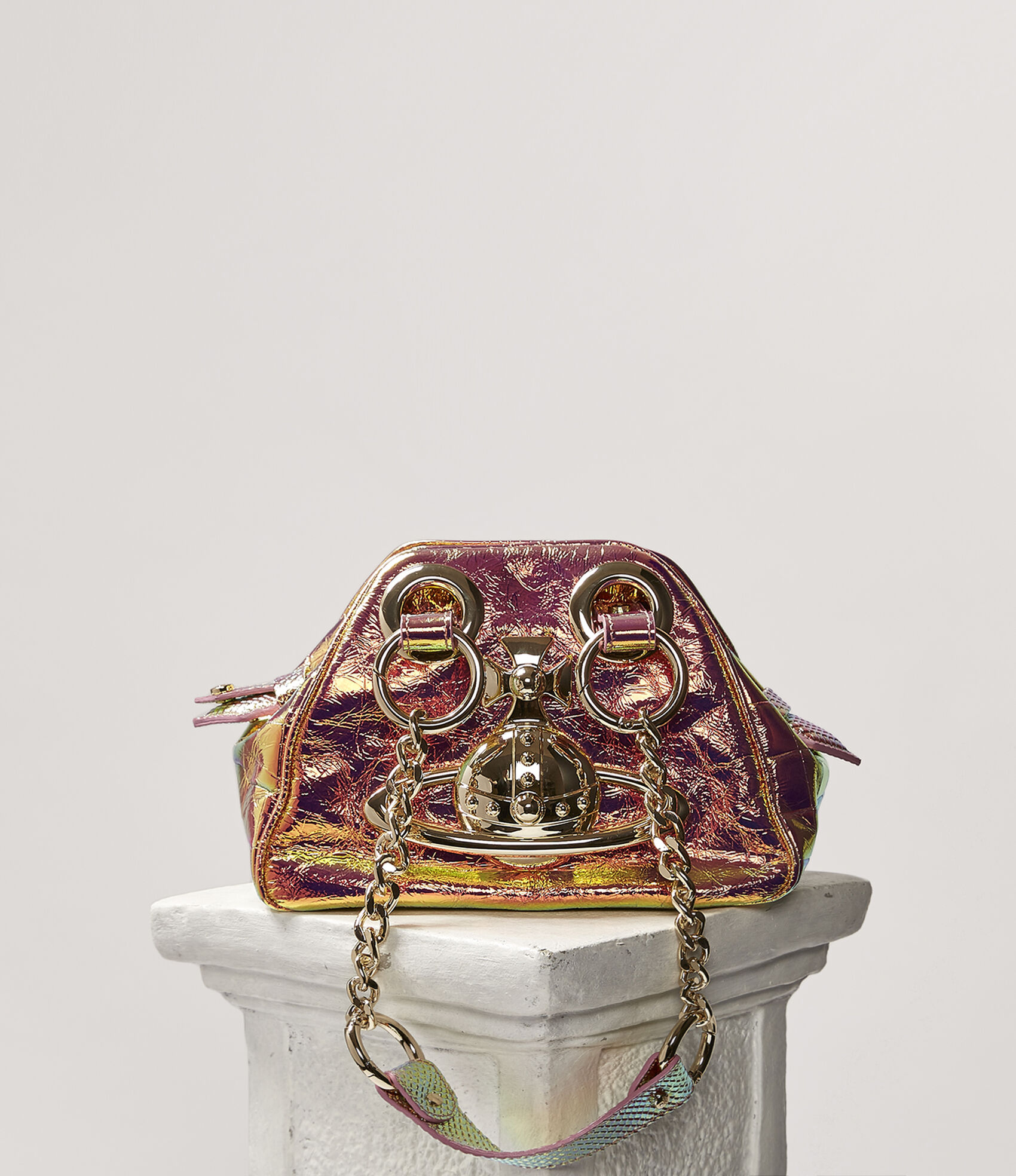 Archive Orb Yasmine Gold  by Vivienne Westwood