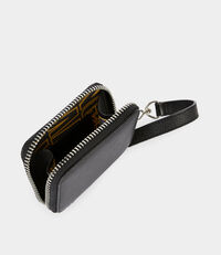 Johanna Square Coin Purse With Orb Gadget 51070017 Black