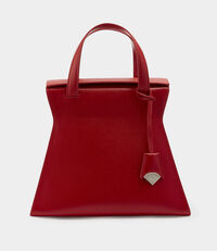 Kelly Large Handbag Red