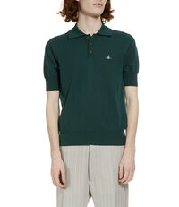 Spring Polo Shirt Green