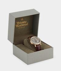 Brown Portland Watch VV164CHBR