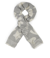 Regaline Scarf Grey