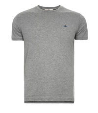Classic Peru T-Shirt Grey Melange