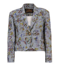 Crini Jacket Grateful Print