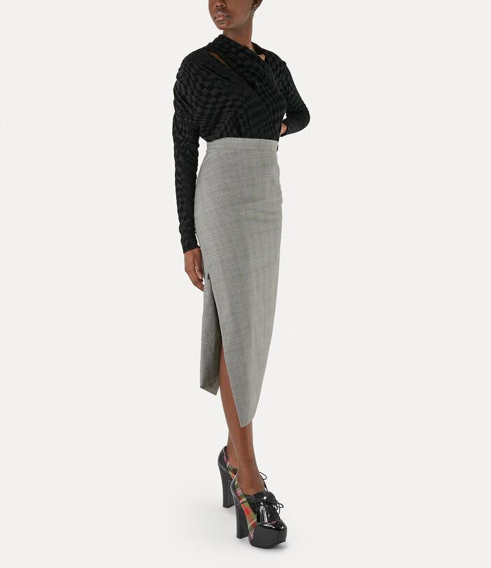 Midi Infinity Skirt 2