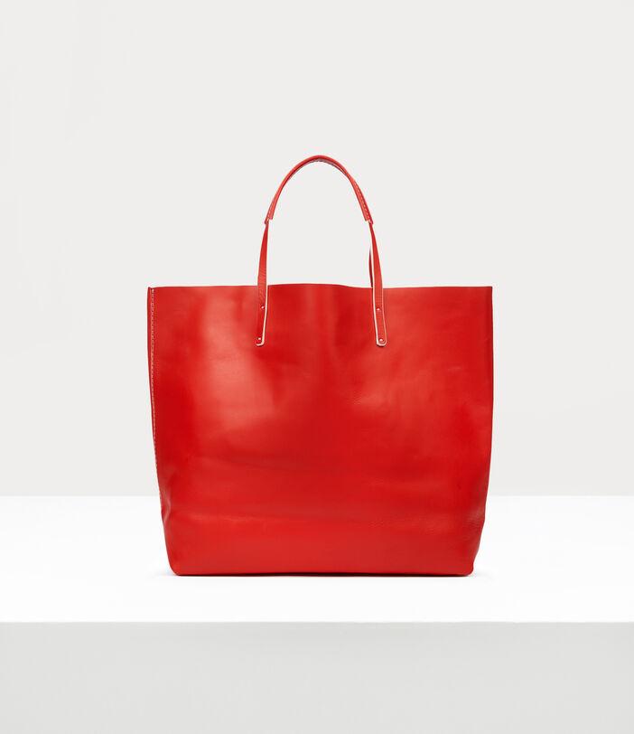 U Get Out What U Put In!  Shopper Red 3