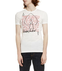 Groaned T-Shirt Off White