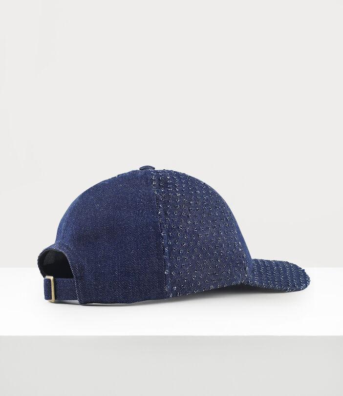 Baseball Hat Blue 4