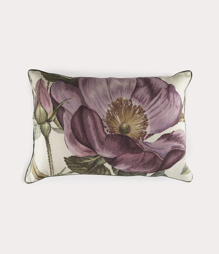 Vivienne's Rose Dust Cushion 1