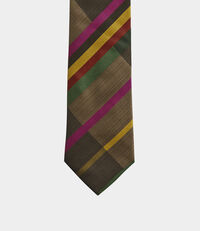 Tartan Tie Tobacco