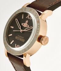 The Kingsgate Watch Brown
