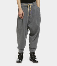 Sporty Macca Pants Grey Melange