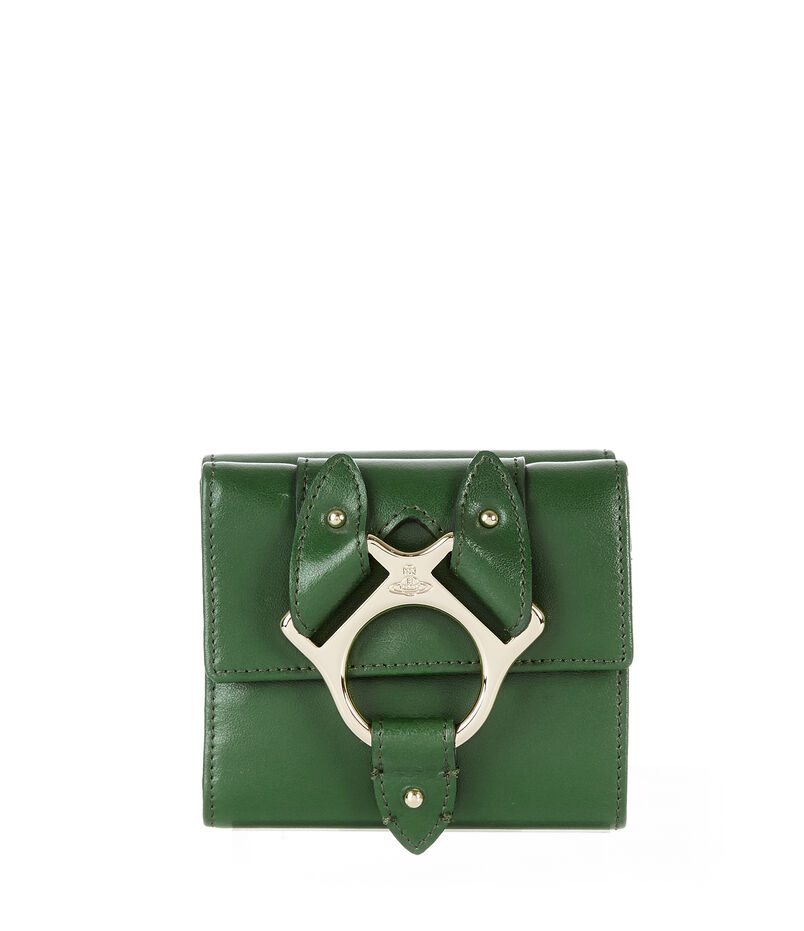Folly Double Wallet 51070009 Green
