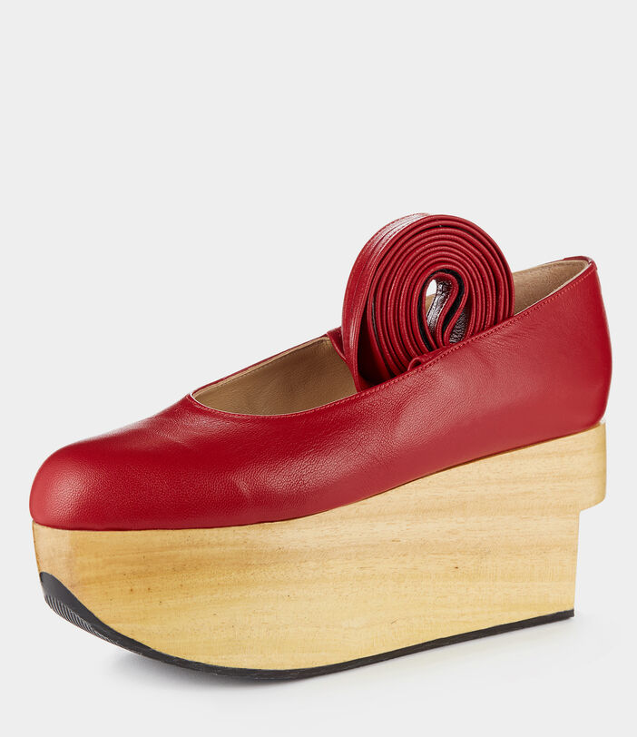 Rocking Horse Ballerina Red 1